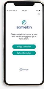Samleikin sum app